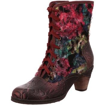 Schuhe Damen Stiefel Laura Vita Stiefeletten Alizee 12 bunt
