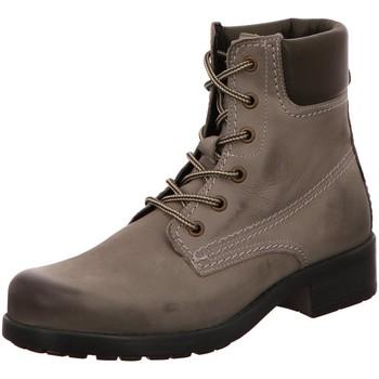 Schuhe Damen Klassische Stiefel Macakitzbühel Stiefeletten 2116 grau