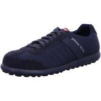 Schuhe Herren Derby-Schuhe Camper Schnuerschuhe 18302-074 blau