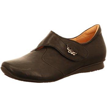 Schuhe Damen Slipper Think Slipper CHILLI 07 8-88106-00 schwarz