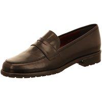 Schuhe Damen Slipper Gabriele Slipper 5025 schw schwarz