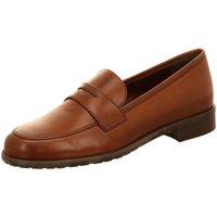 Schuhe Damen Slipper Gabriele Slipper 5025M parma 9 braun