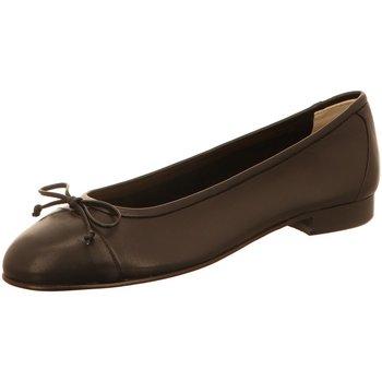 Schuhe Damen Ballerinas Gabriele Cane schw schwarz