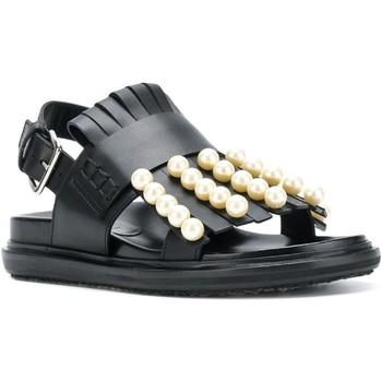 Schuhe Damen Sandalen / Sandaletten Marni FBMSY13G01LV734 nero