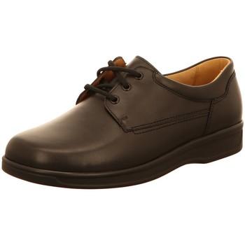 Schuhe Damen Halbschuhe Ganter Schnuerschuhe 205701 205701schDiab schwarz