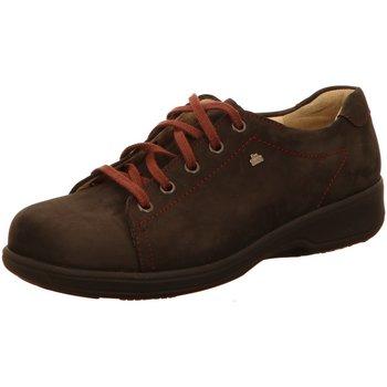 Schuhe Damen Derby-Schuhe Finn Comfort Schnuerschuhe Warna Warna 046099 schwarz