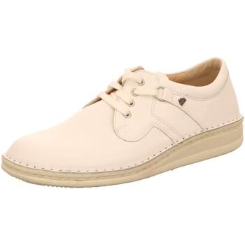 Schuhe Herren Derby-Schuhe Finn Comfort Schnuerschuhe Vaasa 01000 001000 weiß