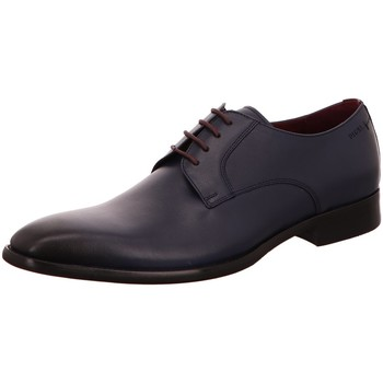 Schuhe Herren Richelieu Digel Must-Haves Simon NOS 1001902 20 / 1001950 blau