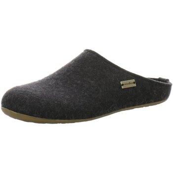 Schuhe Herren Hausschuhe Haflinger 481024-077 - grau