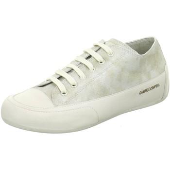Schuhe Damen Sneaker Low Candice Cooper Schnuerschuhe Rock 1 078 ROCK 1 078 silber