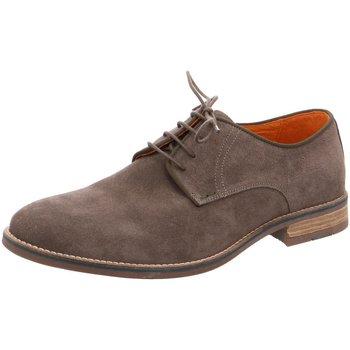 Schuhe Herren Derby-Schuhe Ambitious Schnuerschuhe 4479A-1086 grau