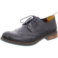 Schuhe Herren Derby-Schuhe Ambitious Schnuerschuhe 5382-2471 blau
