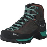 Schuhe Damen Wanderschuhe Salewa Sportschuhe 63459 0674 WS MTN TR grau
