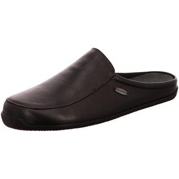 Schuhe Herren Hausschuhe Giesswein Manta 66 10 47321 schwarz