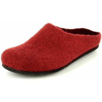 Schuhe Damen Hausschuhe Diverse 17709/4823 rot