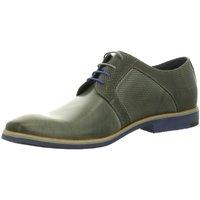 Schuhe Herren Richelieu Nicolabenson Schnuerschuhe 51095 grau