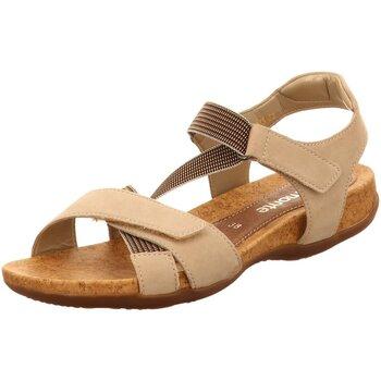 Schuhe Damen Sandalen / Sandaletten Remonte Dorndorf Sandaletten R3257-42 braun