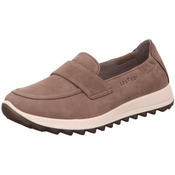 Schuhe Damen Slip on Legero Slipper 2-00949-06 grau