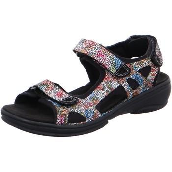 Schuhe Damen Sportliche Sandalen Fidelio Sandaletten 445007 91 bunt
