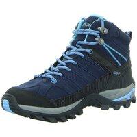 Schuhe Damen Wanderschuhe Cmp F.lli Campagnolo Sportschuhe CMP RIGEL MID WMN 3Q12946 82BD blau