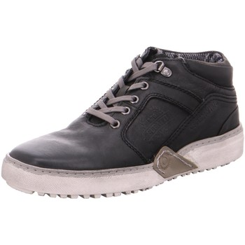 Schuhe Herren Boots Bugatti K31315100 schwarz