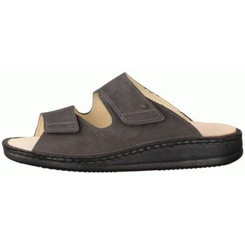 Schuhe Herren Pantoffel Finn Comfort Offene 01505-518218 grau