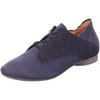 Schuhe Damen Derby-Schuhe Think Schnuerschuhe GUAD 16 2-82285-90 blau