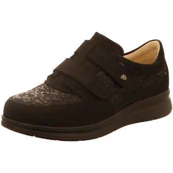 Schuhe Damen Derby-Schuhe Finn Comfort Slipper Reims Reims 901654 schwarz