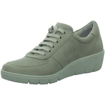 Schuhe Damen Derby-Schuhe Longo Schnuerschuhe Beq.bis25mm-Abs/Keil 1009310 beige