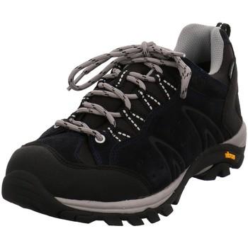 Schuhe Herren Wanderschuhe Brütting Sportschuhe MT.Bona Low 211095 schwarz
