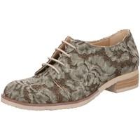 Schuhe Damen Derby-Schuhe Brako Schnuerschuhe 3908 oliv