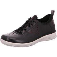 Schuhe Herren Sneaker Low Rockport Schnuerschuhe Truflex V82960/001 schwarz