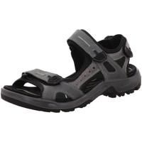 Schuhe Herren Sportliche Sandalen Ecco Offene Sandalette OFFROAD 069564 02038 blau