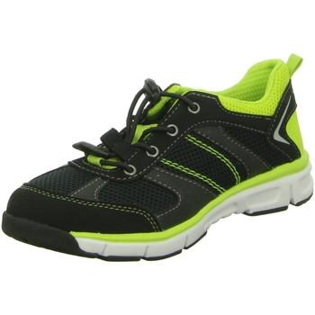 Schuhe Jungen Fitness / Training Superfit Hallenschuhe 4-00416-02 4-00416-02 schwarz