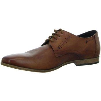 Schuhe Herren Richelieu Diverse Business 1007024/3 braun