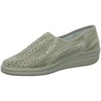 Schuhe Damen Ballerinas Diverse Slipper ALTER ARTIKEL? 1006443 beige