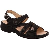 Schuhe Damen Sandalen / Sandaletten Finn Comfort Sandaletten 02562 589099 schwarz