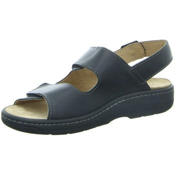 Schuhe Herren Sandalen / Sandaletten Longo Offene 1006510 1006510 schwarz