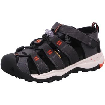 Schuhe Jungen Sportliche Sandalen Keen Trekkingsandalen Newport NEO H2 1018434 grau