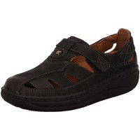 Schuhe Herren Sandalen / Sandaletten Josef Seibel Offene Greyson 44452-81100 schwarz