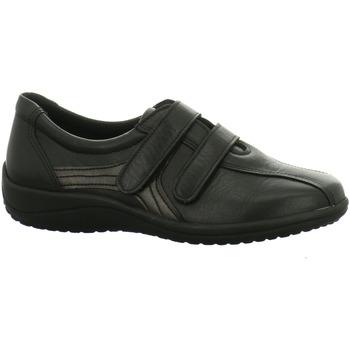 Schuhe Damen Derby-Schuhe Longo Slipper Beq.bis25mm-Abs 1005297 schwarz