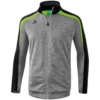 Kleidung Herren Trainingsjacken Erima Veste entrainement  Liga 2.0 gris/noir/vert