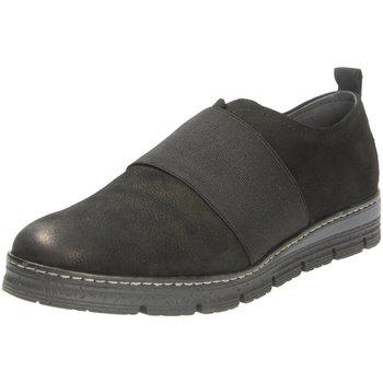 Schuhe Damen Slip on Marco Tozzi Slipper 2-2-2473-29 2-2-2473-29 schwarz