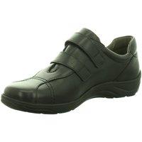 Schuhe Damen Derby-Schuhe Longo Slipper 1005434 1005434 schwarz