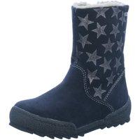 Schuhe Mädchen Schneestiefel Lurchi By Salamander Stiefel Lari - Tex 33-14621-22 blau