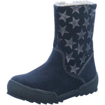 Schuhe Mädchen Schneestiefel Lurchi By Salamander Stiefel 33-14621-22 blau