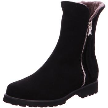 Schuhe Damen Stiefel Gabriele Stiefeletten -44 1264C Silvia schwarz