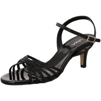 Schuhe Damen Sandalen / Sandaletten Vista Sandaletten 31-6551 schwarz