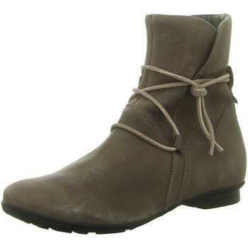 Schuhe Damen Boots Think Stiefeletten Keshuel Boot 83127-14 grau