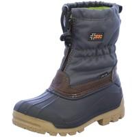 Schuhe Jungen Schneestiefel Vista Winterstiefel Canadier anthrazit 11-05388 548890776 grau